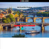 Win a trip for 2 to Prague