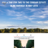Win a Trip for Two to the Cobram Estate Olive Harvest