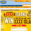 Win a trip for you & 3 mates to XXXX Island!