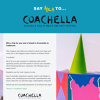 Win a trip for you and a friend to Coachella in California