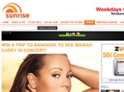 Win a trip to Bangkok to see Mariah Carey in concert!