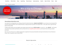 Win a trip to Chicago onboard the Dreamliner worth over $36,000!