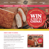 Win a Trip to China for 2 from SunPork Fresh Foods Win a Trip to China for 2