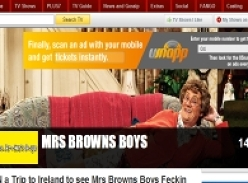 Win a Trip to Ireland to see Mrs Browns Boys Feckin Live!
