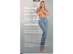 Win a Trip to Los Angeles for 2 Over