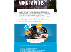 Win a Trip to Minneapolis for 2