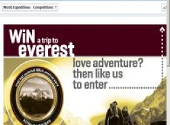 Win a trip to the Everest Base Camp!