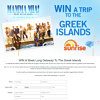 Win a Trip to the Greek Islands