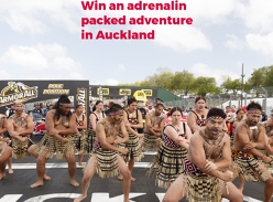 Win a Trip to the ITM Auckland SuperSprint for 4 Worth $12,916 or 1 of 50 $100 Supercars Travel Vouchers