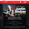 Win a trip to the USA for 2 to see Justin Bieber!