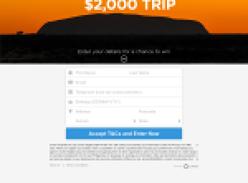 Win a trip to Uluru