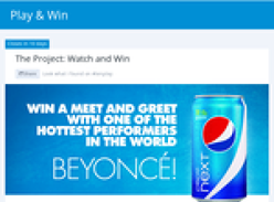 Win a VIP meet & greet with Beyonce in Sydney!