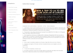 Win a VIP Trip for 2 to Los Angeles