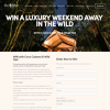 WIN a weekend away at eco-luxury resort Paperbark Camp, Jervis Bay