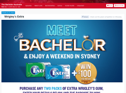 Win a weekend in Sydney and meet the Bachelor