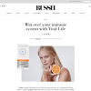 Win a year supply of Vital Life Immune Shot!