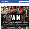 Win a year's worth of 'Dangerfield' clothing!
