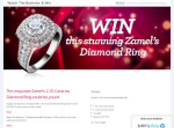 Win a Zamel's 2.70 Carat tw Diamond Ring!