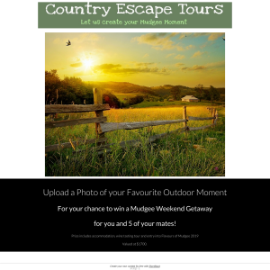 Win Accommodation in Mudgee, Half Day Wine Tour in Mudgee, Entry into Favours of Mudgee for 6 adults