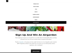 Win an Airgarden