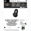 Win an Audio-Technica ATH-M50xBT wireless over-ear headphones