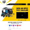 Win an Epic Toy Hauler
