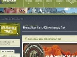 Win an Everest base camp trek!