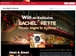 Win an Exclusive Bachelorette Finale Night in Sydney