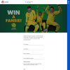 Win an exclusive Caltex Socceroos fansie
