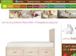 Win an Incy Interiors Mason Bed