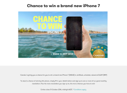 Win an iPhone 7!