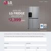Win an LG Fridge!