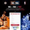 Win an NBL vs NBA Experience in the USA for 2