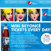 Win Beyonce tickets everyday!