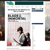 Win Blade of the Immortal on DVD
