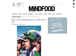 Win Double Movie Tix to Ride Like a Girl