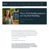 Win Double Movie Tix to Top End Wedding