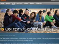 Win double passes to Audi Festival of German Films