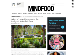 Win Double Passes to Backyard & Garden Show