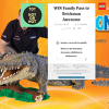 Win Family Pass to Brickman Awesome