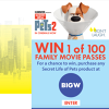 Win Family Tix to Secret Life of Pets 2