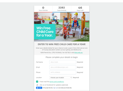 Win Free Child Care For A Year