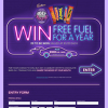 Win FREE fuel for a year + MORE!