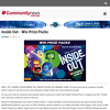 Win Inside Out Prize Packs