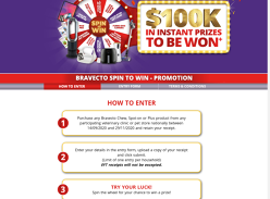 Win Instant Prizes up to $100k!