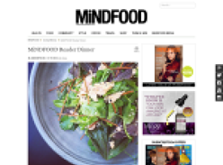 Win Mindfood Dinner Tickets