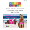 Win 'ModelCo' summer products!