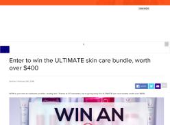 Win O Cosmedics skin care bundle