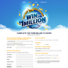 Win One Million Dollars Cash & More