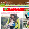 Win one of five ErgoBaby Four-Position 360 Carriers valued at $199 each
